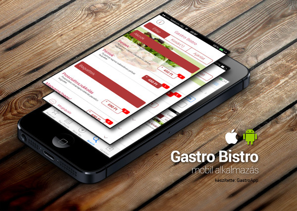 Gastro Bistro Facebook post kép